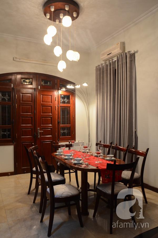 Hơi thở Giáng sinh tràn ngập trong ngôi nhà ở An Dương, Hà Nội 12
