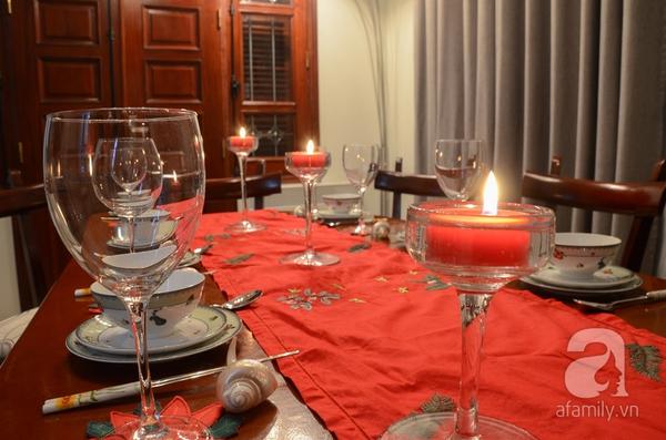 Hơi thở Giáng sinh tràn ngập trong ngôi nhà ở An Dương, Hà Nội 14