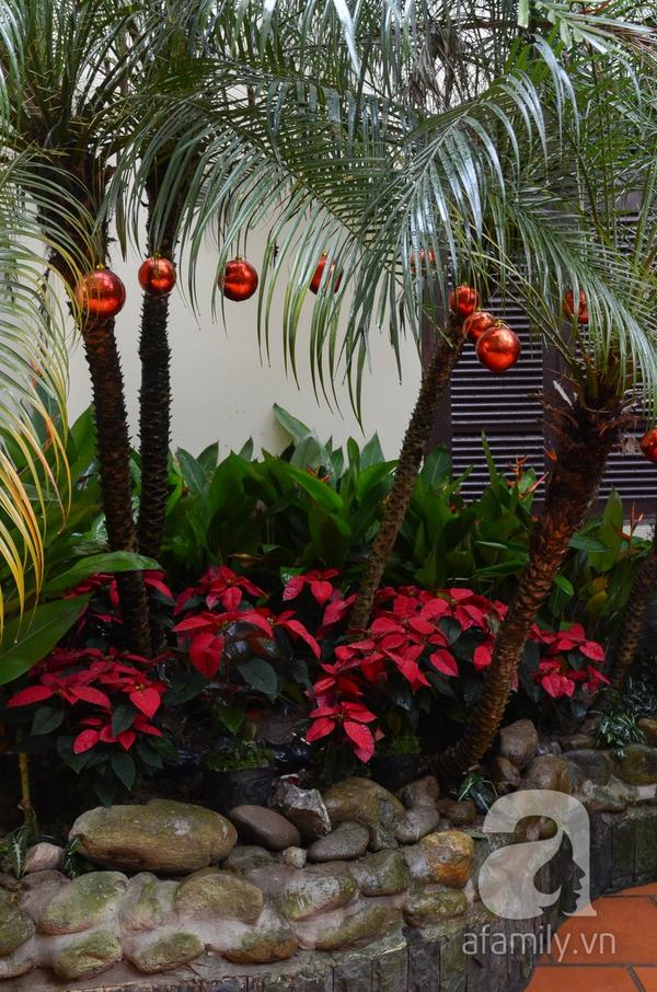 Hơi thở Giáng sinh tràn ngập trong ngôi nhà ở An Dương, Hà Nội 2