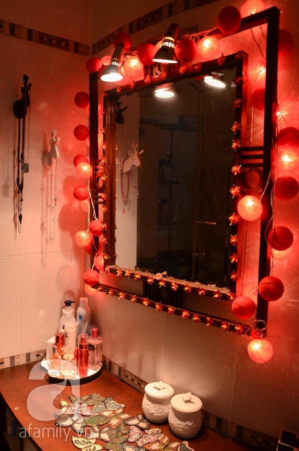Hơi thở Giáng sinh tràn ngập trong ngôi nhà ở An Dương, Hà Nội 19