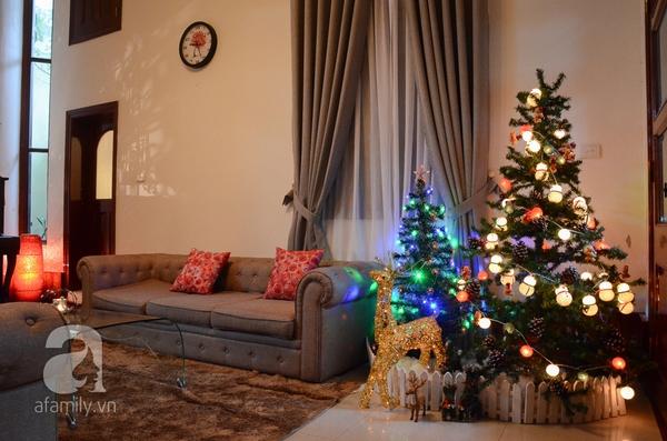 Hơi thở Giáng sinh tràn ngập trong ngôi nhà ở An Dương, Hà Nội 4