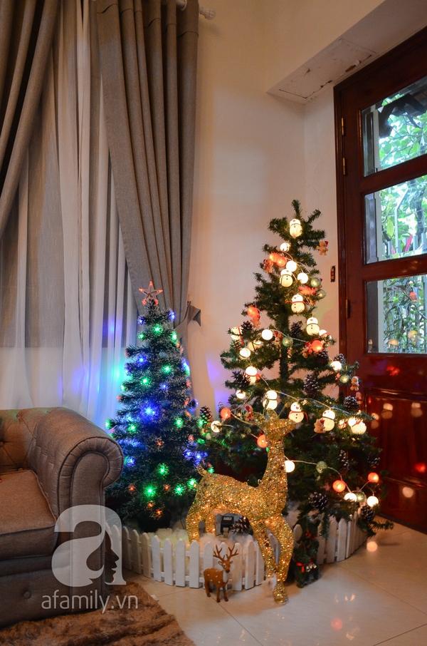 Hơi thở Giáng sinh tràn ngập trong ngôi nhà ở An Dương, Hà Nội 5