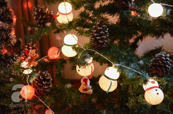 Hơi thở Giáng sinh tràn ngập trong ngôi nhà ở An Dương, Hà Nội 6