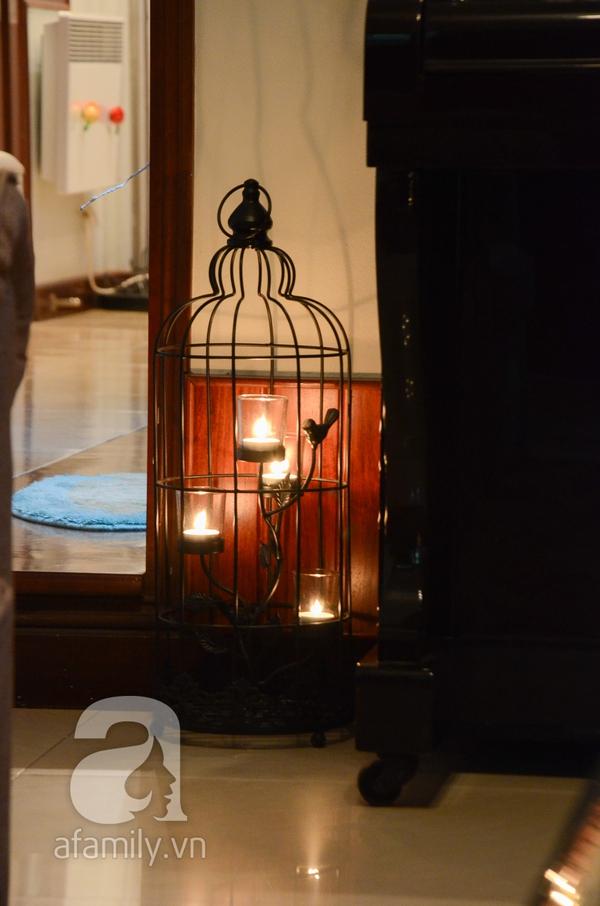 Hơi thở Giáng sinh tràn ngập trong ngôi nhà ở An Dương, Hà Nội 9