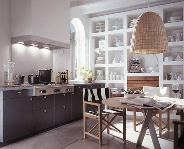 Ý tưởng cực đỉnh để bài trí căn bếp nhỏ 15