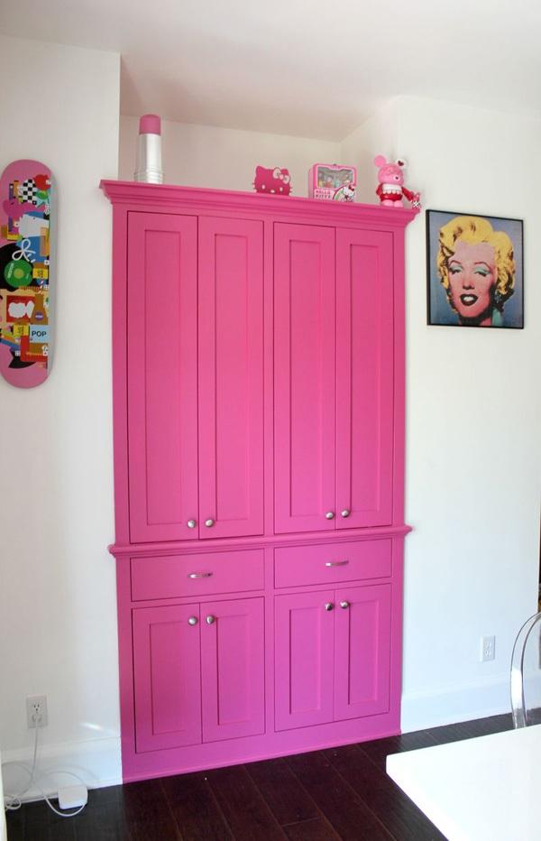 Ngắm căn bếp Hello Kitty cực xinh của đôi vợ chồng son 10