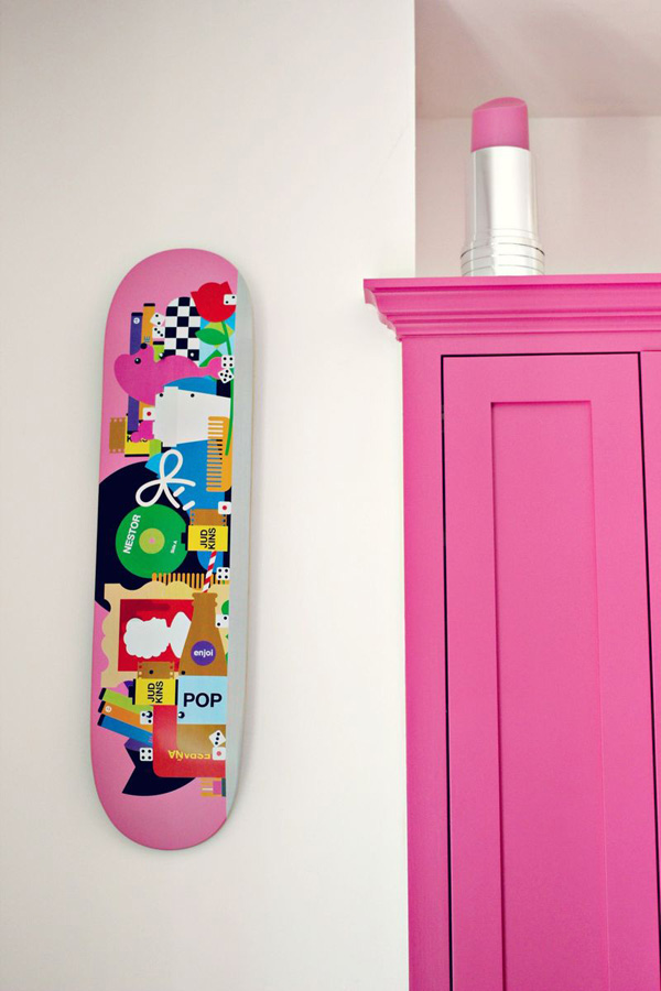 Ngắm căn bếp Hello Kitty cực xinh của đôi vợ chồng son 11