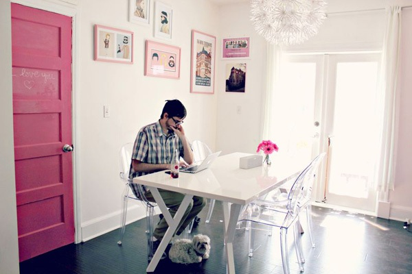 Ngắm căn bếp Hello Kitty cực xinh của đôi vợ chồng son 12