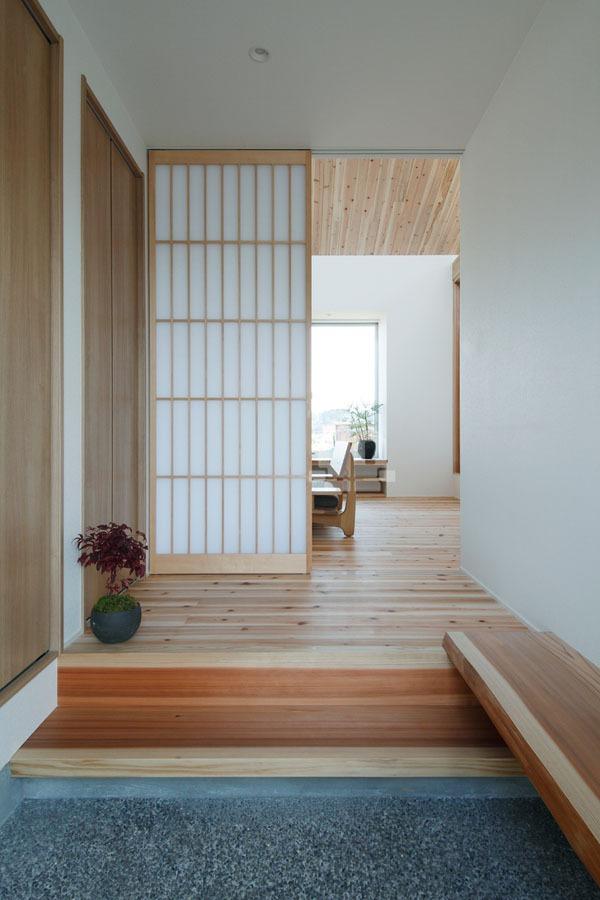 Nhà đẹp hơn với thiết kế cửa trượt Shoji phong cách Nhật Bản 1