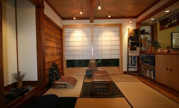 Nhà đẹp hơn với thiết kế cửa trượt Shoji phong cách Nhật Bản 10