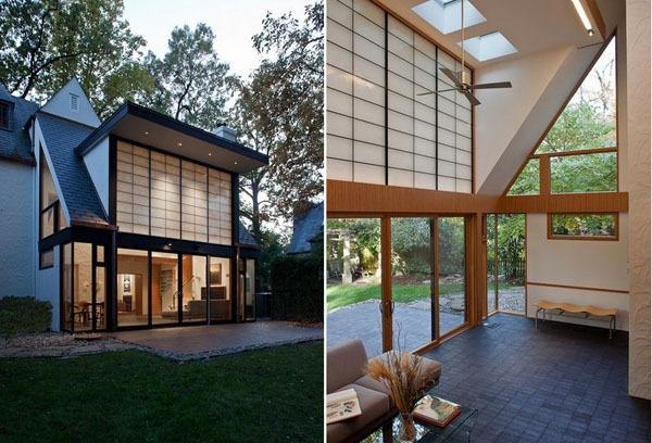 Nhà đẹp hơn với thiết kế cửa trượt Shoji phong cách Nhật Bản 12