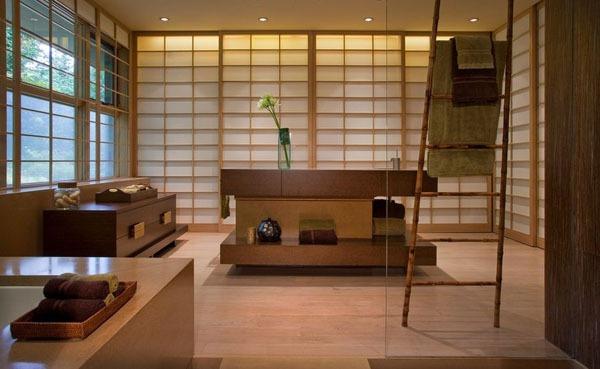 Nhà đẹp hơn với thiết kế cửa trượt Shoji phong cách Nhật Bản 15
