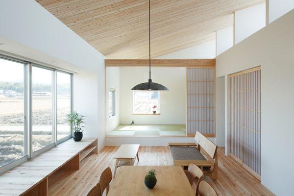 Nhà đẹp hơn với thiết kế cửa trượt Shoji phong cách Nhật Bản 2