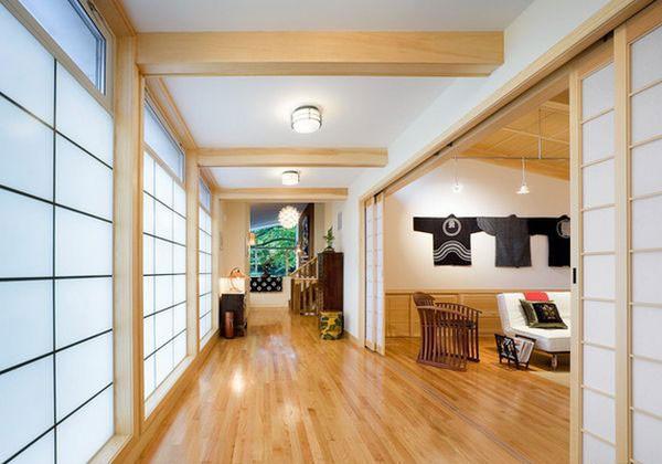 Nhà đẹp hơn với thiết kế cửa trượt Shoji phong cách Nhật Bản 4
