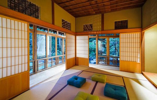 Nhà đẹp hơn với thiết kế cửa trượt Shoji phong cách Nhật Bản 9