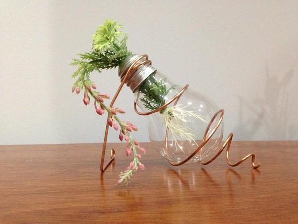Những ý tưởng sáng tạo giúp trang trí nhà cực xinh 9
