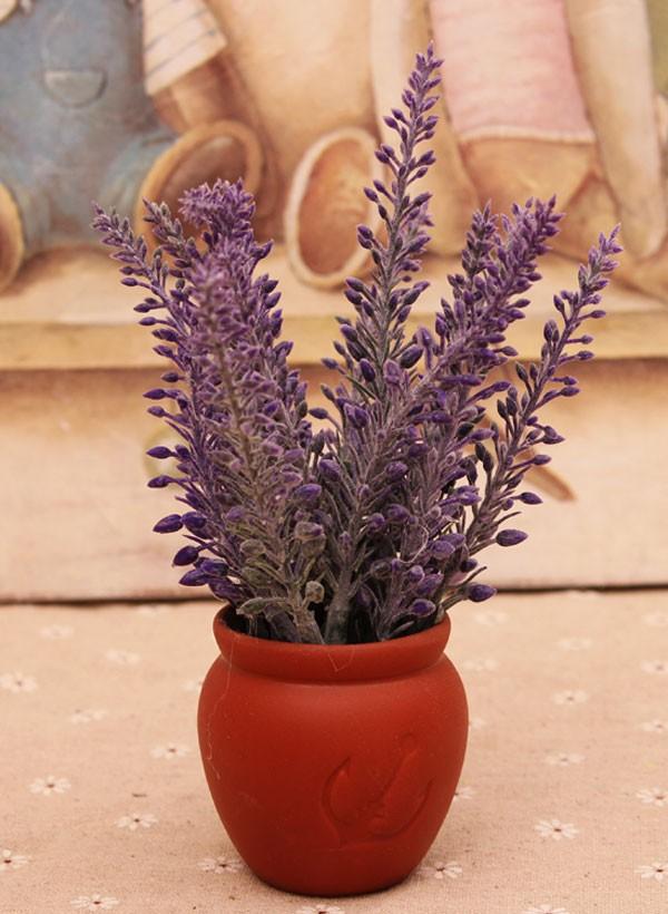Mẫu chậu hoa để bàn công sở xinh xắn có giá dưới 200 nghìn đồng 16