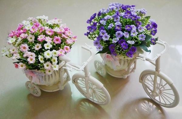 Mẫu chậu hoa để bàn công sở xinh xắn có giá dưới 200 nghìn đồng 19