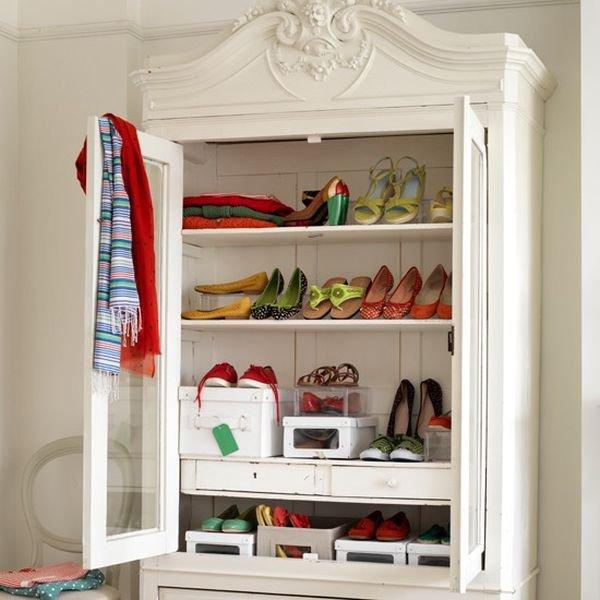 3 mẫu thiết kế giá để giày dép vừa lòng chủ nhà khó tính 5