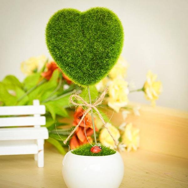Mẫu chậu hoa để bàn công sở xinh xắn có giá dưới 200 nghìn đồng 8