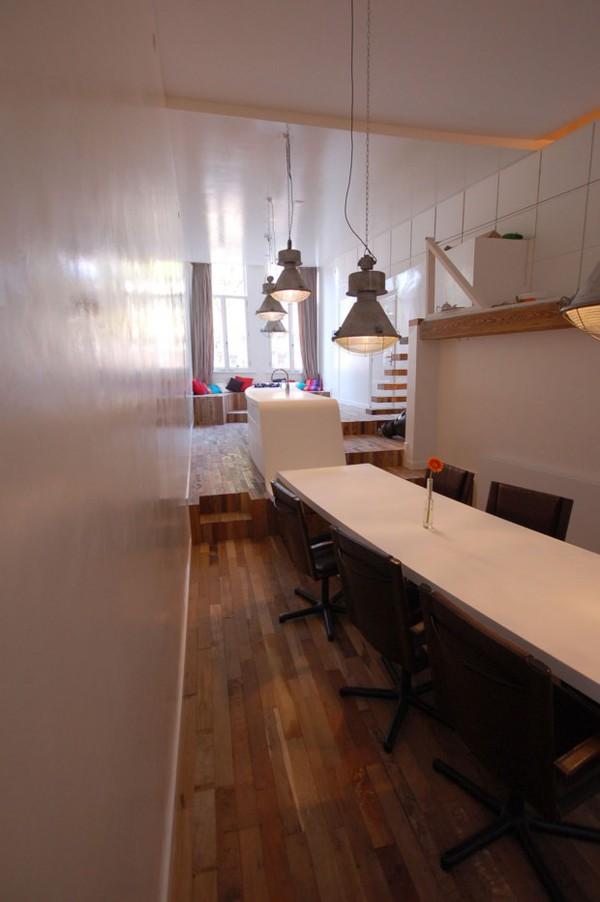 """Thích thú với nội thất phòng bếp được thiết kế """"lơ lửng"""" đầy nghệ thuật 1"""