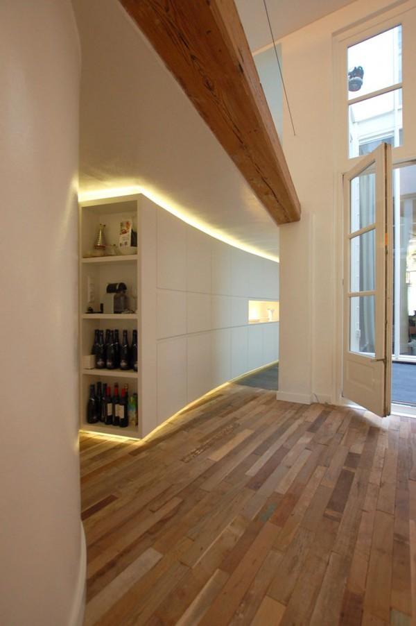 """Thích thú với nội thất phòng bếp được thiết kế """"lơ lửng"""" đầy nghệ thuật 10"""