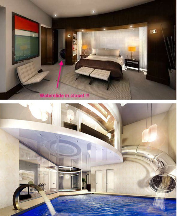 """10 ý tưởng thiết kế khiến không gian sống trở nên cực """"sang chảnh"""" 6"""