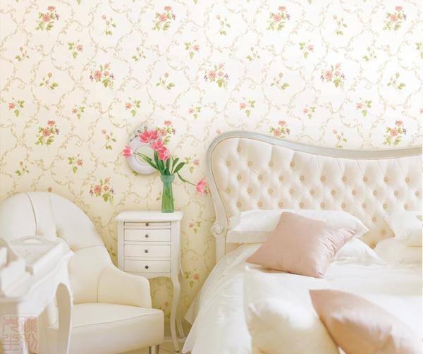 15 ý tưởng tạo nét đẹp hài hòa giữa giấy dán tường và nội thất 15