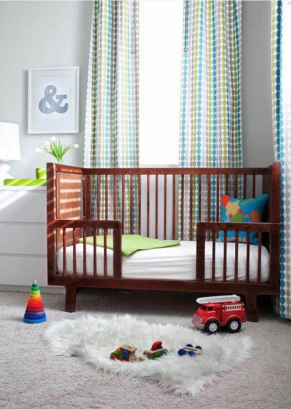 Ý tưởng trang trí phòng ngủ bé trai cực đẹp 1