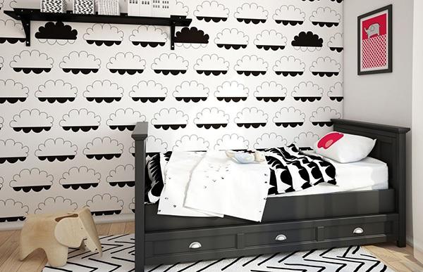 Ý tưởng trang trí phòng ngủ bé trai cực đẹp 10