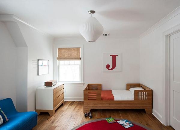Ý tưởng trang trí phòng ngủ bé trai cực đẹp 17
