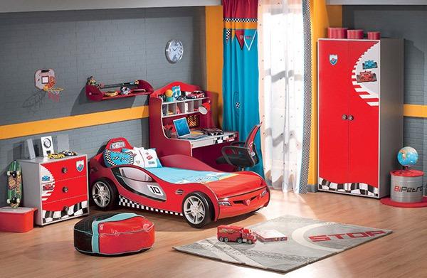 Ý tưởng trang trí phòng ngủ bé trai cực đẹp 20