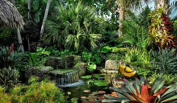 10 bước để sở hữu khu vườn nhiệt đới đầy sức sống 1