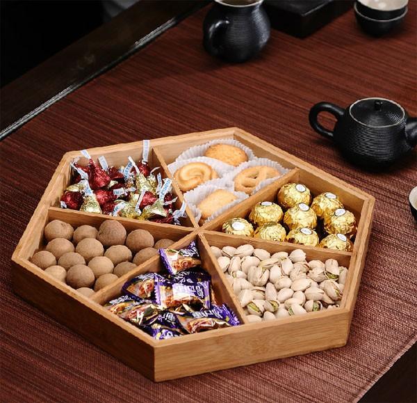 """15 mẫu khay đựng bánh kẹo cho năm mới thật """"ngọt ngào"""" 1"""