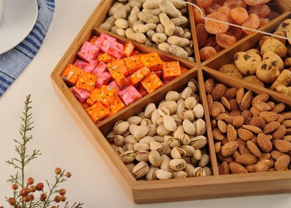 """15 mẫu khay đựng bánh kẹo cho năm mới thật """"ngọt ngào"""" 2"""