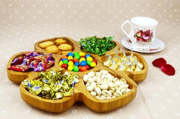 """15 mẫu khay đựng bánh kẹo cho năm mới thật """"ngọt ngào"""" 10"""