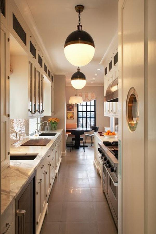 Trang trí bếp đẹp theo phong cách hiện đại 9