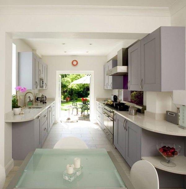 Trang trí bếp đẹp theo phong cách hiện đại 10