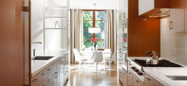 Trang trí bếp đẹp theo phong cách hiện đại 11