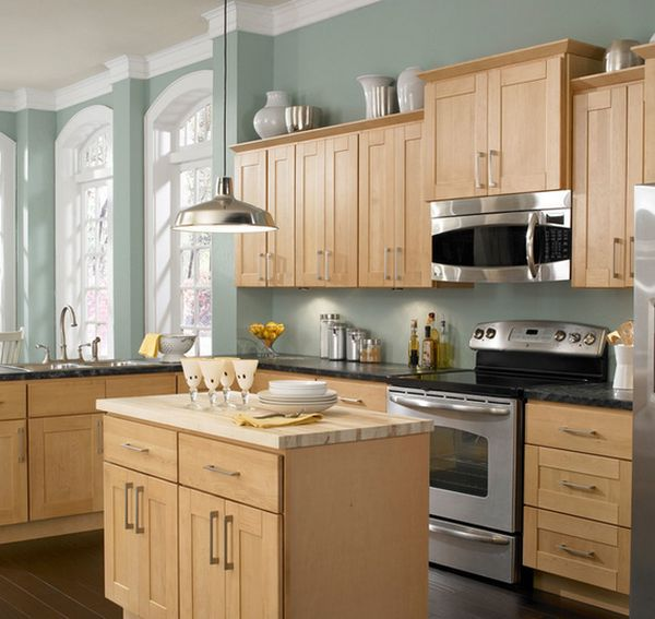 Trang trí bếp đẹp theo phong cách hiện đại 14