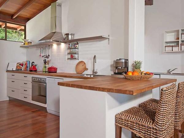 Trang trí bếp đẹp theo phong cách hiện đại 15