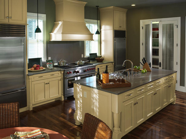 Trang trí bếp đẹp theo phong cách hiện đại 4