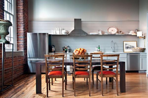 Trang trí bếp đẹp theo phong cách hiện đại 5