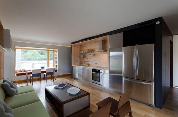 Trang trí bếp đẹp theo phong cách hiện đại 6