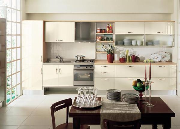 Trang trí bếp đẹp theo phong cách hiện đại 7