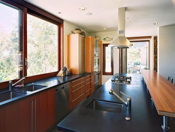 Trang trí bếp đẹp theo phong cách hiện đại 8