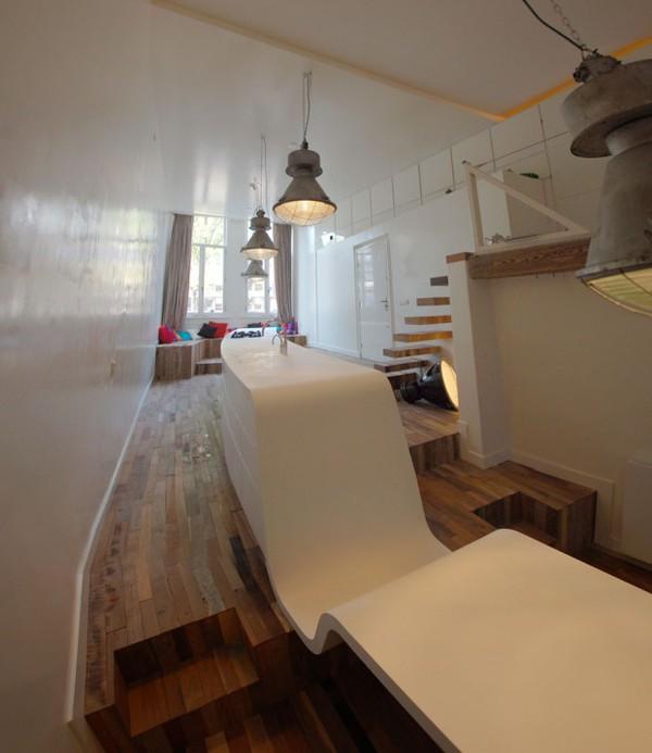 """Thích thú với nội thất phòng bếp được thiết kế """"lơ lửng"""" đầy nghệ thuật 2"""