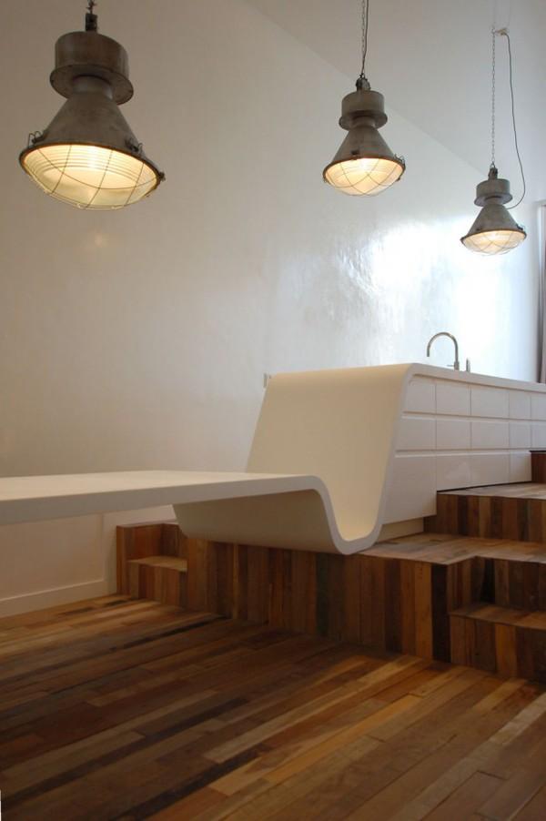 """Thích thú với nội thất phòng bếp được thiết kế """"lơ lửng"""" đầy nghệ thuật 3"""