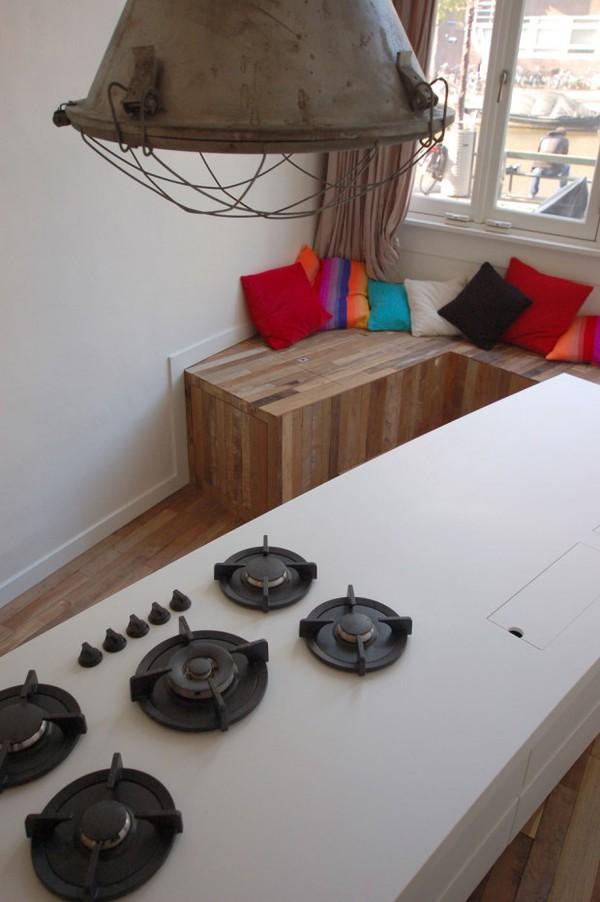 """Thích thú với nội thất phòng bếp được thiết kế """"lơ lửng"""" đầy nghệ thuật 5"""