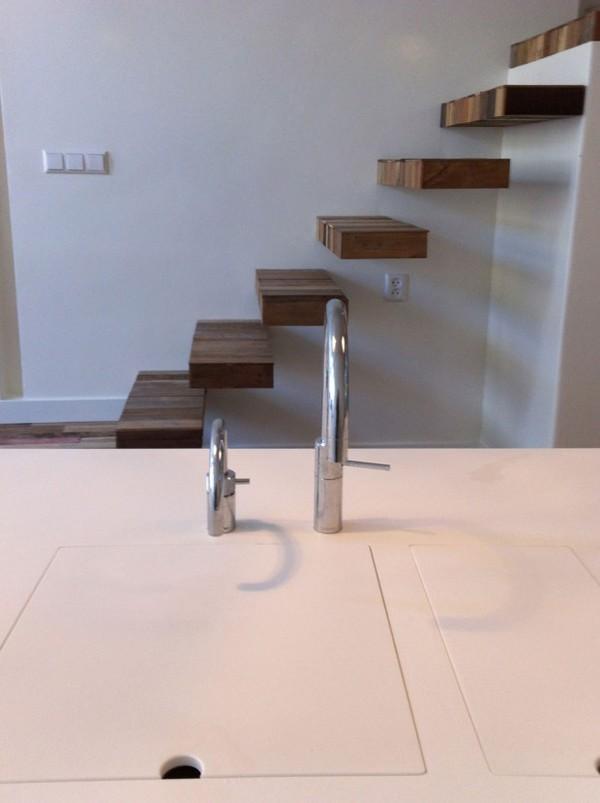 """Thích thú với nội thất phòng bếp được thiết kế """"lơ lửng"""" đầy nghệ thuật 6"""